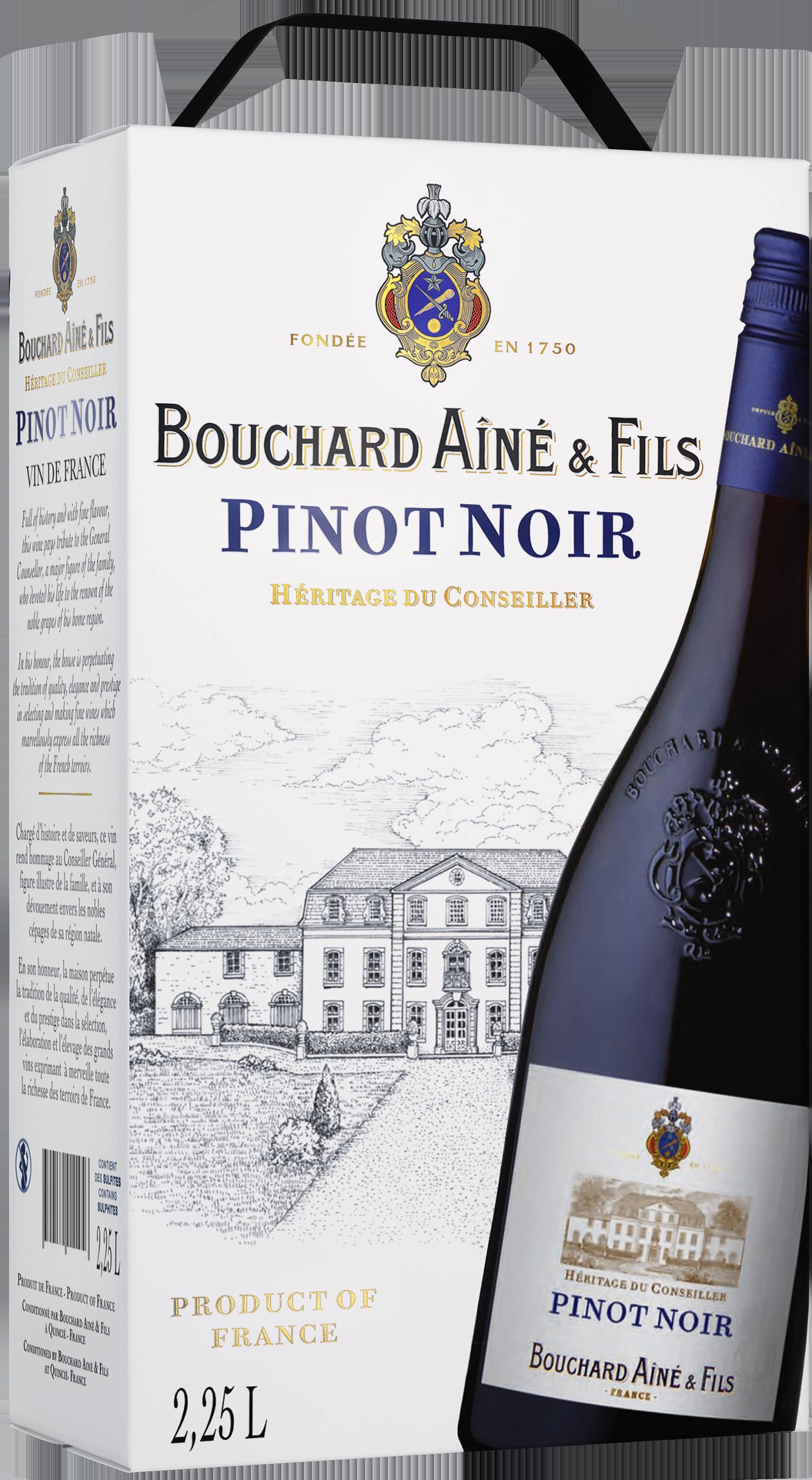 Bouchard Aîné & Fils Pinot Noir BIB