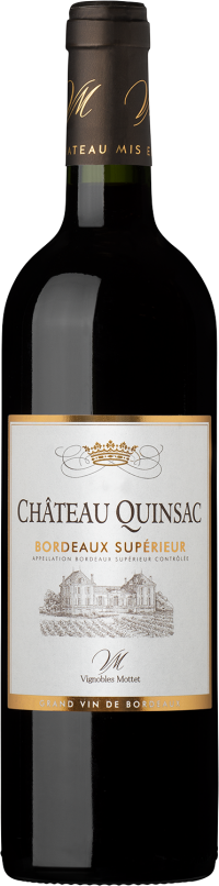 Château Quinsac Bordeaux Supérieur