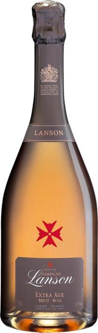 Lanson Extra Age Brut Rosé