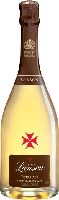 Lanson Extra Age Brut Blanc de Blancs