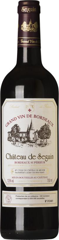 Château de Seguin Bordeaux Supérieur