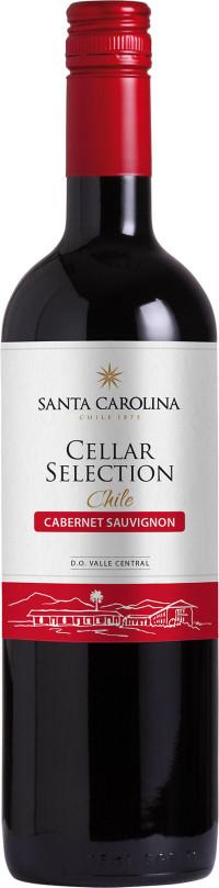 Santa Carolina Cellar Selection Cabernet Sauvignon