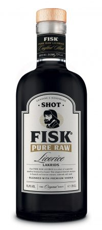 FISK Pure Raw Licorice