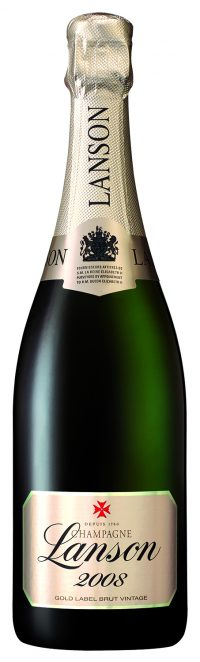 Lanson Gold Label Brut Vintage 2008