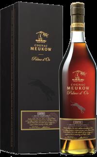 Meukow Palme d'Or 1978 Petite Champagne Cognac