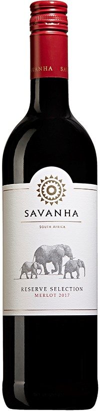 Savanha Reserve Selection Merlot