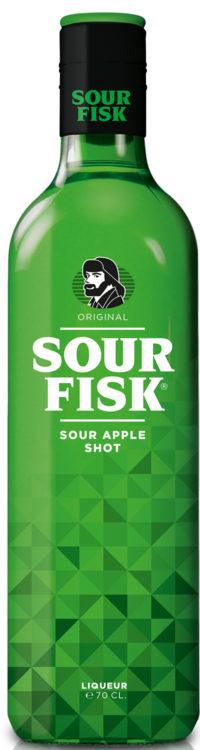 Sour Fisk Sour Apple