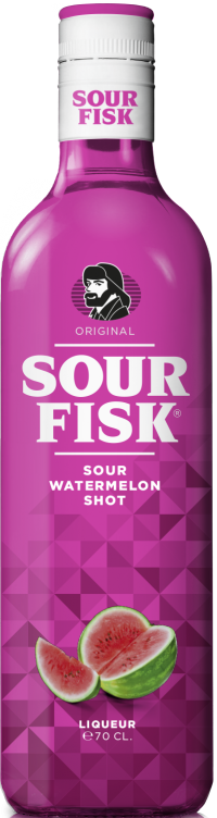 Sour Fisk Watermelon